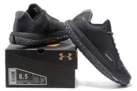 under armour 2017. 2017 under armour fat tire low \u201ctriple black\u201dshoes for men-1