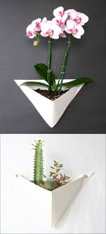 10 modern wall mounted plant holders to decorate bare walls 2 modern wall 10