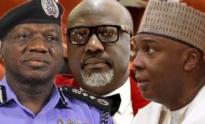 Image result for senate president and igp