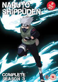 Naruto Shippuden Complete Series 3 Episodes 101-153 8 DVD Boxset UK Import:  Amazon.de: Noriaki Sugiyama, Hayato Date, Chie Nakamura, Junko Takeuchi,  Noriaki Sugiyama: DVD & Blu-ray
