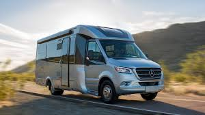 Used campers for sale in by livingston. Powered By The Mercedes Benz Sprinter Cab Chassis Leisure Travel Vans
