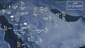 درجة الحرارة في الرياض 8 وفي عرر صفر.. تعرف على حالة الطقس بالسعودية غدًا