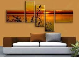multi canvas painting panel wall art