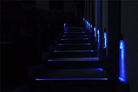 home theater step lighting. Mounting : Fixed To Ground By Means Of 2 Nos. Grouting Bolts 9mm(max)  Recommended. Application Theater, Auditorium \u0026 Even Home Theaters. Home Theater Step Lighting