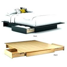platform beds with storage drawers bed furniture contemporary . Platform Beds With Storage Bed Frame Singapore