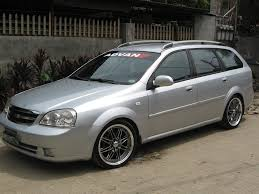 2007 Chevrolet Lacetti wagon – pictures, information and specs ...