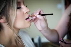 bridal makeup basics o lovely on location hair