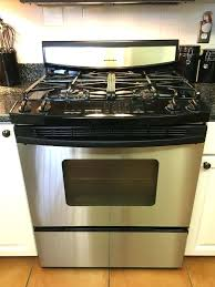 gas stove top cleaning range architect series ii manual double oven kitchenaid superba parts