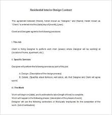 interior design letter of agreement awesome interior design letter agreement inspirational 1062 best design
