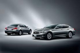 Nissan Fuga Hybrid (Infiniti M35 Hybrid) Photo Gallery - Autoblog
