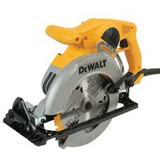dewalt skil saw. dewalt has strayed from the classic elongated shape of a worm drive, but if you are used to sidewinder, this tool is more-approachable saw. dewalt skil saw s