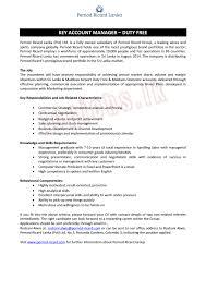 Key Account Manager Jobs In Sri Lanka 0 Yrs Pernod Ricard