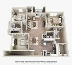 2 Bedroom Apartments Houston Beautiful Best Carrington Place Luxury Apartments  Rentals Houston Tx Within 2