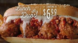 olive garden lunch duos tv commercial never ending value for lunch ispot tv