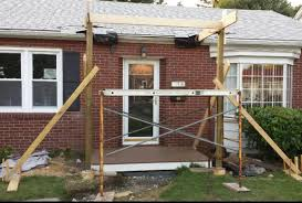 how to build a front doorHow To Build A Front Porch Gable Roof  thesouvlakihousecom