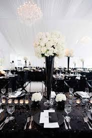 Amazing Black Wedding Decoration Ideas: