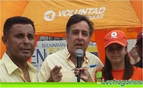 Roberto Smith llama ex presidente a Guaidó y lo ridiculiza