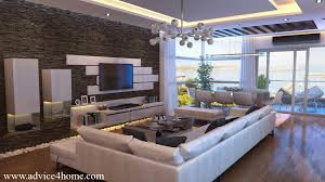 Small Picture wondrous stacked stone living room wall living room designs with