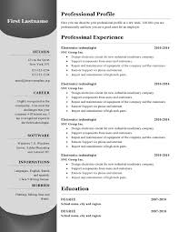 journalist resume templates journalist resume examples business  cv format for job application tertulos