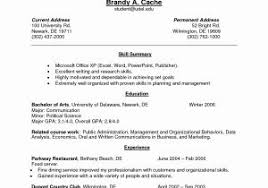 Cosmetology Student Resume New Resume Samples For Students O Resume