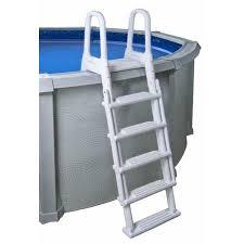 Above ground pool ladder Integrity Aframe Flip Up Ag Ladder Poolsupplyworld Splash Aframe Flip Up Above Ground Pool Ladder Ne1222