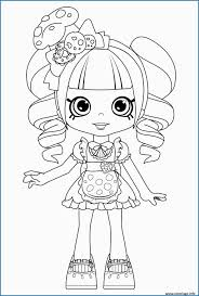Shopkins Shoppies Coloring Pages Awesome Unique Shopkins Coloring