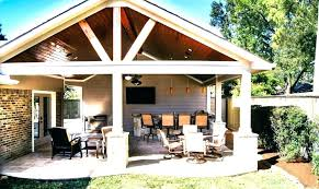 outdoor covered patio backyard cover ideas inexpensive patios attached to house