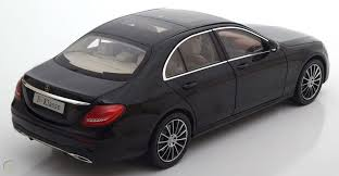 Youtube's collection of automotive variety! Iscale 2016 Mercedes Benz E Klasse W213 Amg Black Dealer Ed 1 18 New Release 1846345393