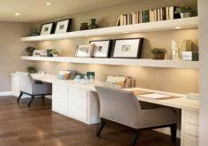 double desk home office. double home office desk diy basement small