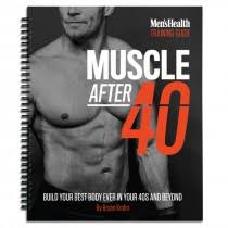 muscle after 40 spiral bound guide