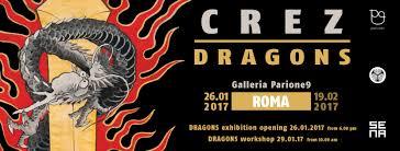 Save The Date Crez Dragons I Draghi Del Grande Tatuatore Veneto