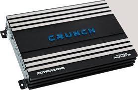 crunch p channel car amp p amplifier p  crunch p1100 2 2 channel car amp p11002 amplifier