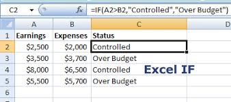 If Function Excel Excel If Function Explained With 5 Formulas