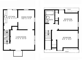 Floor plans  Duplex floor plans and Small floor plans on Pinterest