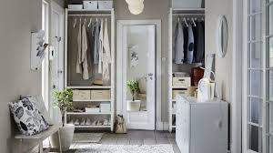 dressing room by ikea