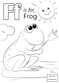 letter f color pages free printable letter f coloring pages for preschool alphabet kids