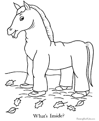 Small Picture Kid Halloween Coloring Pages 003