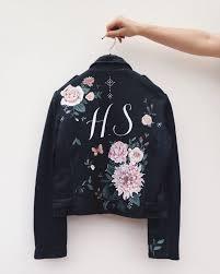 custom wedding jacket by wolf rosie