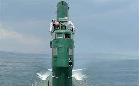 Image result for us submarines north korea