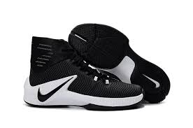 basketball shoes for girls nike black and white. nike zoom clear out black white basketball shoes for girls and