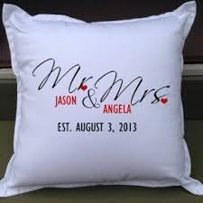 buy personalised wedding cushions how divine online store Wedding Gifts For Bride And Groom Australia mr & mrs personalised wedding gift pillow personalised wedding gifts for bride and groom australia