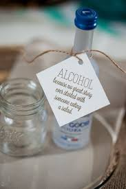 Favor Tags for Any Suite! Alcohol wedding favors, grey goose vodka, favor  tags