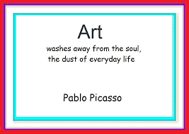 Famous Artist Quotes Gorgeous Famous Art Quotes These Are 48 Famous Artist Quotes By Pablo