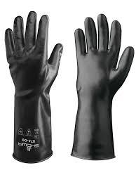 Butyl Glove Chemical Resistance Chart Showa 874 Showa Gloves