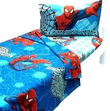superhero comforter twin queen size superhero bedding bedding set queen size comforter ultimate spider man twin