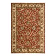 traditional rug in 3 colours and 4 sizes