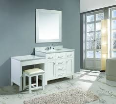 built in makeup vanity ideas. bathroom makeup vanity building a station from modular parts double with built in ideas