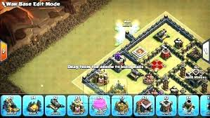 wall level 12 wall level wall level new town hall 9 anti everything war base anti