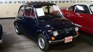 1969 Fiat 500L - YouTube