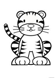baby tiger clipart black and white. Perfect Tiger Black And White Baby Tiger Clipart  Google Search On Baby Tiger Clipart Black And White B
